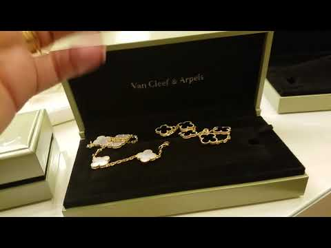 Van Cleef Alhambra and my favorite VCA  pieces!