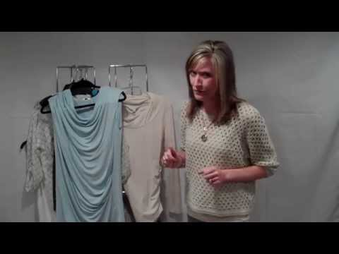 5 styles of tops that flatter ALL body types-Marie's Fashion 4 All