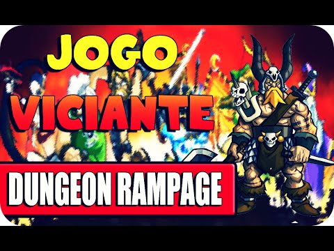 Jogo Viciante - Dungeon Rampage