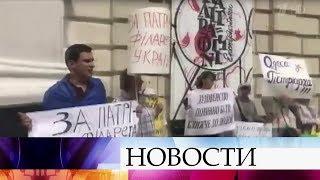 Группа депутатов Верховной рады обжаловала в Конституционном суде указ о роспуске парламента.