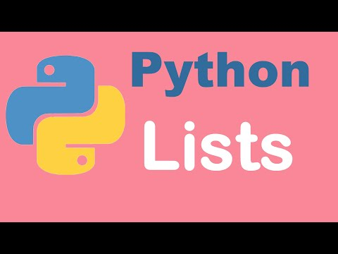 python-lists-tutorial-|-python-tutorial-from-two-lazy-programmers