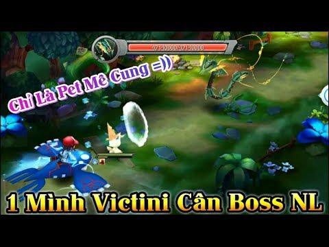 MLHC - 1 Mình Victini Đánh Boss Nổi Loạn và Cái Kết SML - New Pokemon Game Theory Sun and Moon