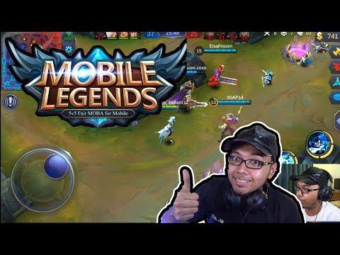Ternyata Di Game Ini Bisa KS Juga! xD - Mobile Legends Indonesia