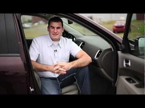 2012 Dodge Durango Review