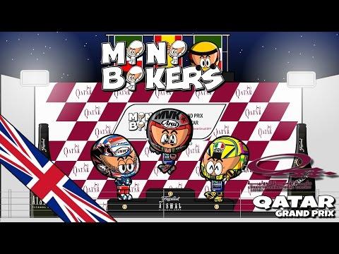 [ENGLISH] MiniBikers - 8x01 - 2017 Qatar GP