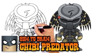 How to Draw Predator | Drawing Lesson