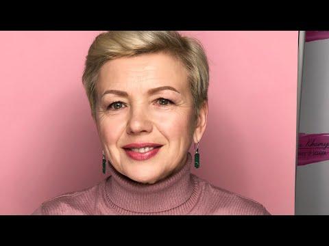 Как правильно подчеркнуть глаза? Советы визажиста для женщин 50+.