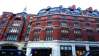 Andaz Liverpool Street London - A Concept Boutique Hotel by Hyatt - London, UK