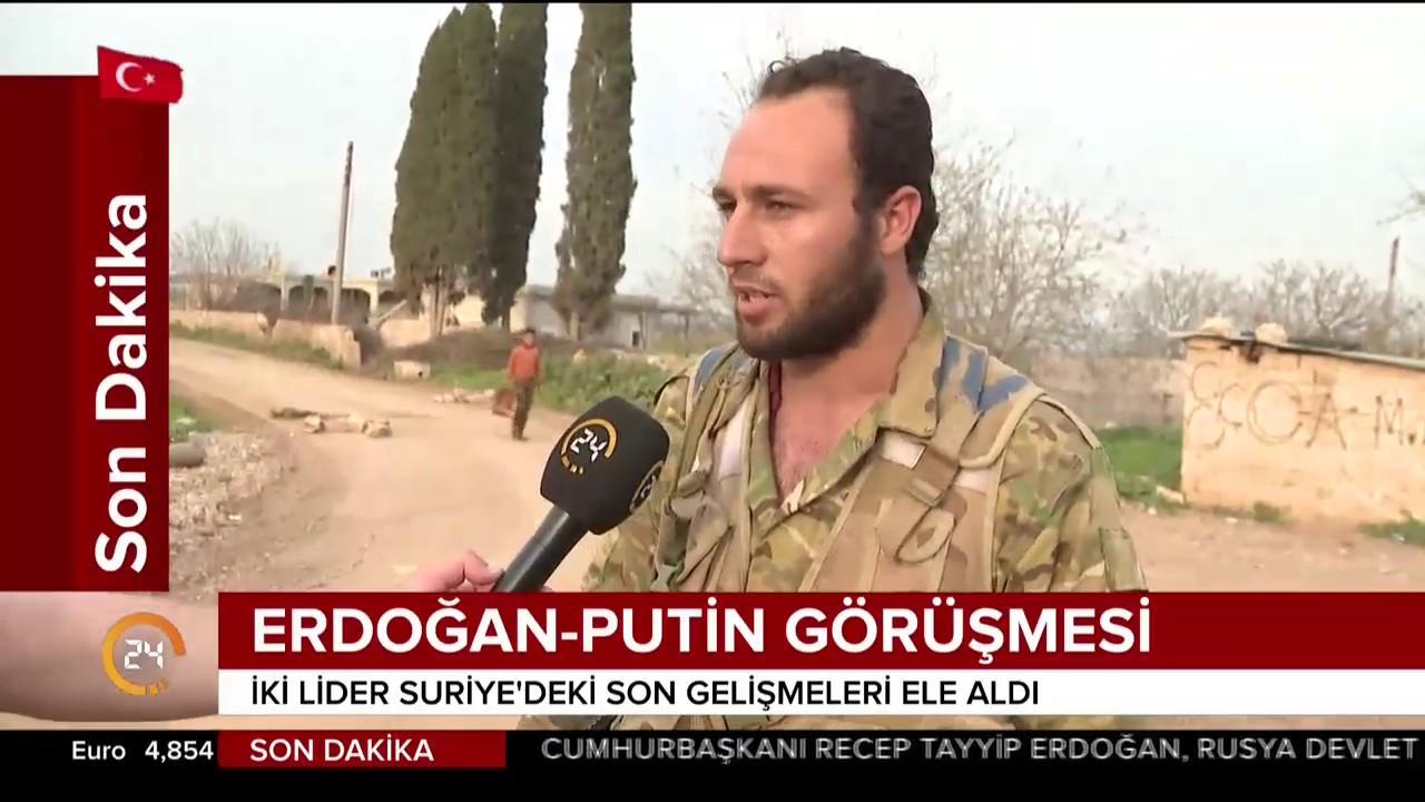 Afrinlilerden Cumhurbaşkanı Erdoğan'a dua: Allah zaferler nasip etsin
