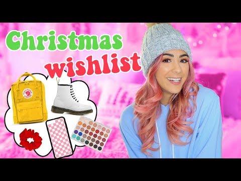 Christmas Wish List 2018 / Teen Gift Guide!