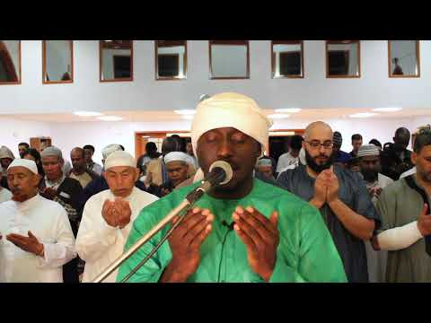 Witr Prayer And Duaa - Amazing African Tone