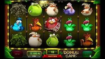 Slot Birds - Apollo Games 2019