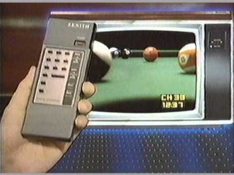 1983 Zenith Smart Set TV Commercial
