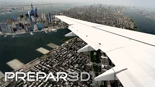 Prepar3D - NEXT FLIGHT SIMULATOR 2017 [Max Realism]