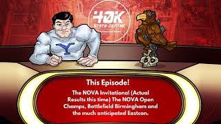 40K Stats Centre: We Talk To The Champs Of The NOVA Invitational And The NOVA Open