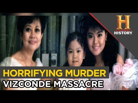 Horrifying Vizconde massacre in the Philippines | Crimes That Shocked Asia