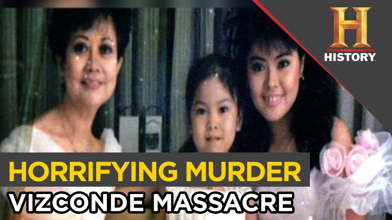 horrifying vizconde massacre in the philippines crimes