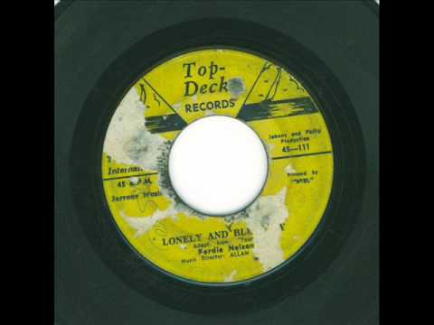 ferdie nelson - lonely and blue boy (top deck 1964)