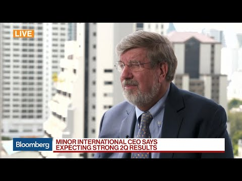 Minor International CEO on Thailand's Economy, Tourism, Growth Outlook