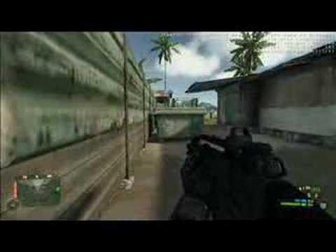 Crysis Directx 9 Very High Settings