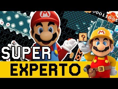 Pasó lo IMPENSABLE 😲 - SUPER EXPERTO NO SKIP | Super Mario Maker - ZetaSSJ