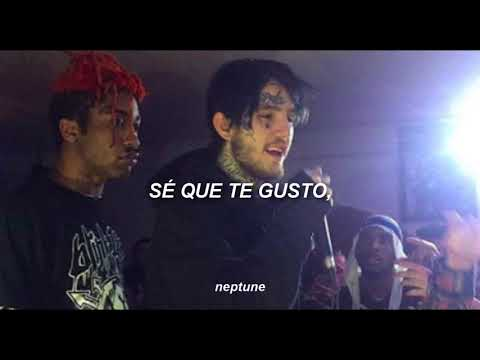 lil peep & lil tracy ; your favorite dress - español
