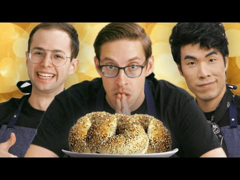 the-try-guys-cook-bagels-without-a-recipe