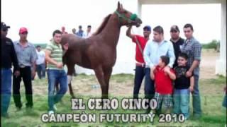 EL CERO CINCO CAMPEON FUTURITY NUEVO LAREDO
