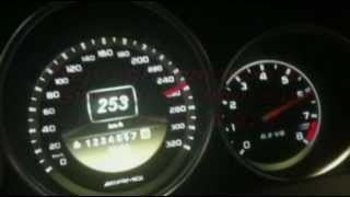 Reprogrammation moteur New Mercedes C63 AMG coupé 2012 + 80ch + speed limit off o2programmation