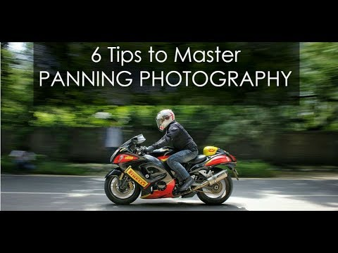Panning Photography Tips To Get Professional Results