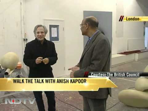 Walk The Talk with Anish Kapoor