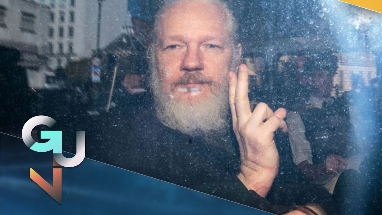 Assange:  Roger Waters, Oliver Stone & Noam Chomsky' on his Torture in the UK