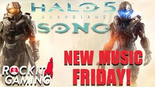 "HALO 5: GUARDIANS SONG ""Defeat the Guardians"" ft. Vinny Noose & Poppa Squat by ROCKIT GAMING!"