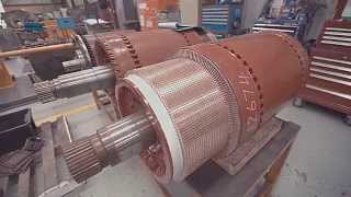 TRACTION AND MINING MOTOR REPAIRS