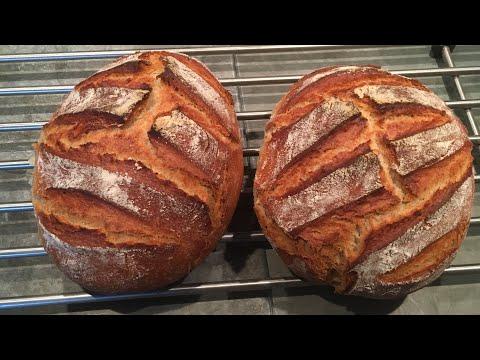 Friss Dich Dumm Brot Aus Dem Monsieur Cuisine Plus Connect Youtube