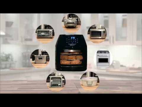 Lehner Versand Ag Power Airfryer Multi Function Art 55775 Youtube