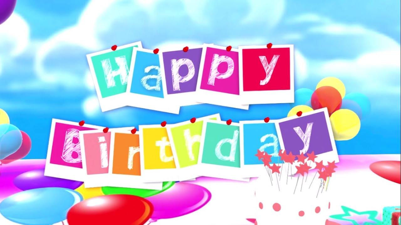 Funny Happy Birthday Song | Birthday Celebration Song |  Happy Birthday To You