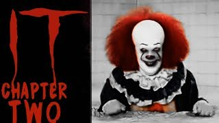 Tim Curry as IT CHAPTER TWO Pennywise : Deep Fake