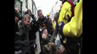 Rspca Video - Cumbria Flood Rescue