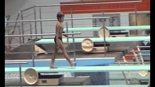 Невская Волна  прыжки в воду