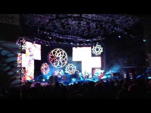 The String Cheese Incident - Galactic -This must be the Place -Austin. Tx. Backyard (07.05.2013)