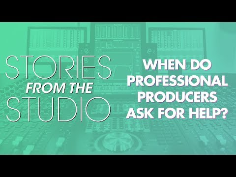 Producer Panel: When Do Producers Ask for Help?