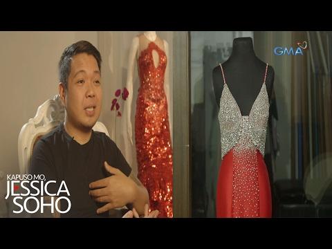 Kapuso Mo, Jessica Soho: Maxine Medina, nag-last-minute switch ng gown sa Miss Universe