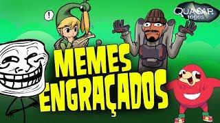 Memes Engraçados que Vieram de Jogos