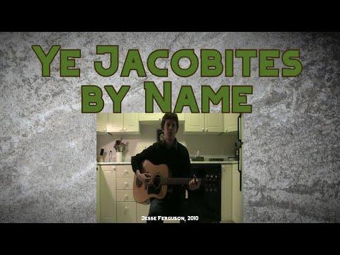 Ye Jacobites By Name