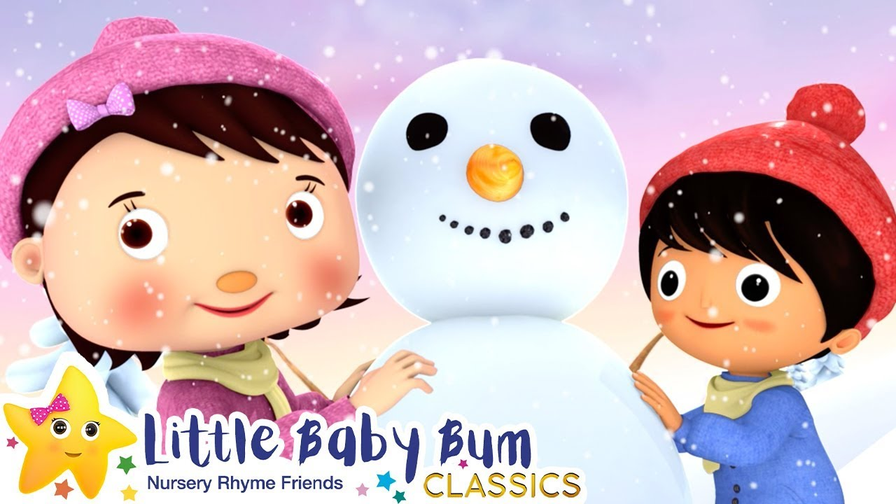 Four Seasons Song - Christmas Songs for Kids | Nursery Rhymes | ABCs and 123s | Little Baby Bum