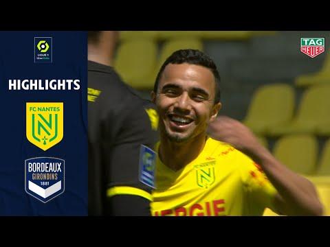 Nantes Bordeaux Goals And Highlights