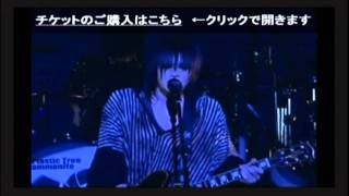 "Plastic Tree "" fujunbutsu "" LIVE. Live house tour 2011 "" ammonite (..."