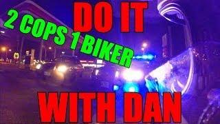 2 Cops, 1 Biker + Plans For The Future
