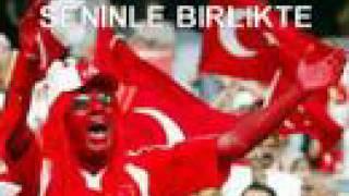 A MiLLi Takim Sarkisi 2008 YENI (Ne Mutlu Türküm Diyene)